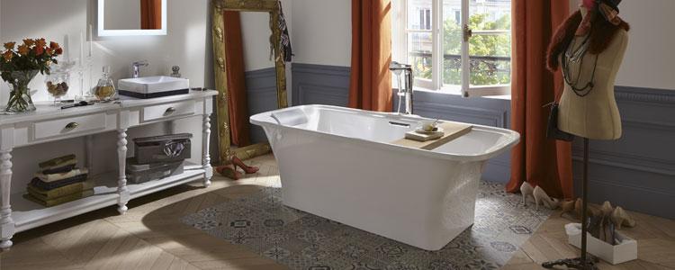Salle de bain douche ou baignoire guide artisan - Baignoire ou douche pour vendre ...