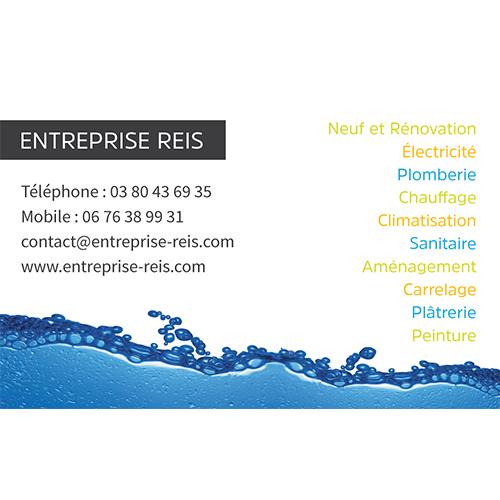 REIS RIBEIRO Plombier Chauffagiste Carreleur Electricien SDB Cle